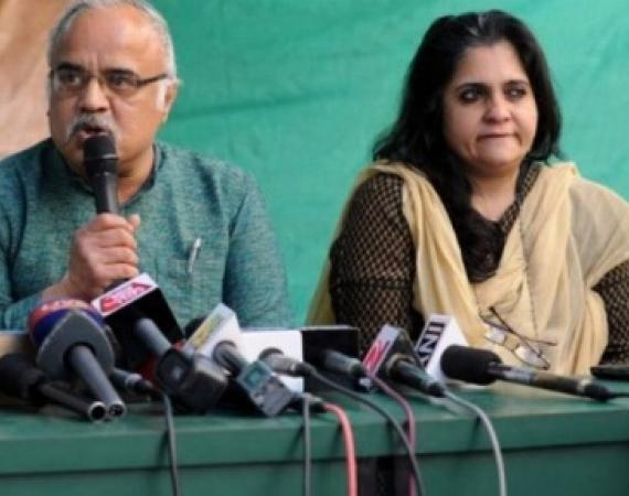 Stop Persecution, by False Prosecution, of Teesta Setalvad and Javed Anand