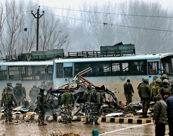 PUCL Statement Condemning bombing and killing of CRPF Personnel in Kashmir